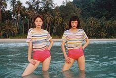 Portrait Photography, Fashion Photography, Bikinis, Swimwear, Tankini, Underwear, Ootd, Instagram Posts, Women