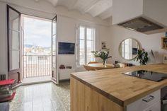 design piso vigas madera y revoltón cerámico - Buscar con Google