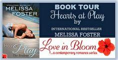 heartsatplay by Melissa Foster http://www.espacularaiesa.com/hearts-play-melissa-foster-review-giveaway-