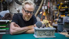 Best Makers on YouTube. #adamsavage #alecsteele #ave #tablet #smartphone #android #windows #3dprinting #gaming