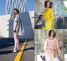 Architectural Accents: 12 Edgy New Sewing Patterns – Sewing Blog   | BurdaStyle.com