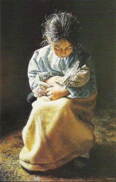 الرسامة الاسبانية Isabel Guerra...مواليد 1947.................24