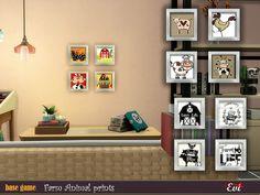 evi's Farm animal prints Woodland Animals, Farm Animals, Woodland Nursery Decor, Baby Deer, Animal Nursery, Large Wall Art, Printable Wall Art, Animal Prints, Gallery Wall