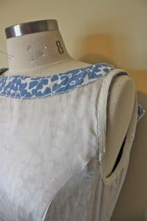 Linings for summer dresses and skirts [Gertie's New Blog for Better Sewing]