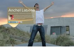 Anchel Labena's page on about.me – http://about.me/anchel