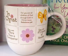 Inspirational Mug/Mardel