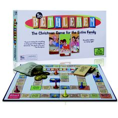 To Bethlehem – The Christmas Game for the Entire Family