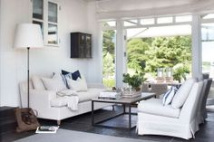 Breezy Beach Inspired Home Decorating Ideas From Slettvoll