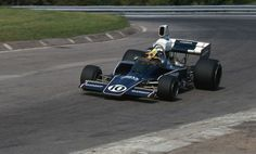 David Hobbs - Lola T332 [HU30] Chevrolet V8  - Hogan Racing Ltd - Labatt's Blue 5000 - 1975  SCCA/USAC F5000 Championship, round 2