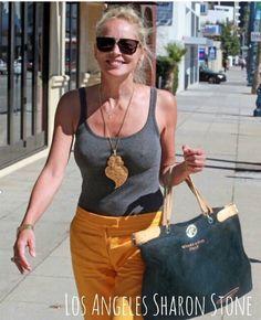Anche Sharon Stone ne è rimasta conquistata