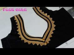 New model Paan Gala blouse design stitching - YouTube