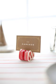 Holiday Decorating Inspiration: Peppermint and Gingerbread