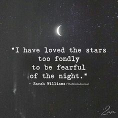 I Have Loved The Stars Too Fondly - https://themindsjournal.com/loved-stars-fondly/