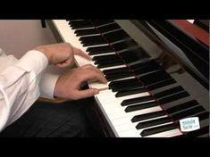 Comment jouer les Accords de base au piano par David Zouzout