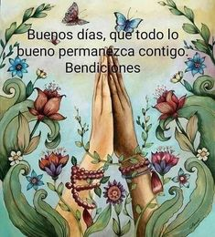 Morning Greetings Quotes, Good Morning Messages, Love Messages, Good Day Quotes, Good Morning Quotes, Love Quotes, Spanish Inspirational Quotes, Spanish Quotes, Spanish Phrases