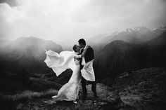 Epic New Zealand Wedding by Jim Pollard Goes Click
