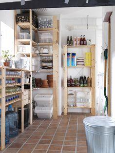 am nager le cellier grottes cuisine et garage. Black Bedroom Furniture Sets. Home Design Ideas