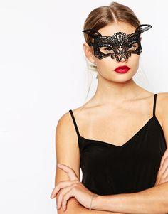 ASOS+Cat+Lace+Mask