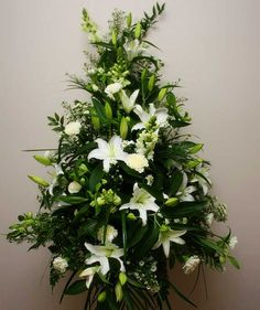 wedding floral arrangements for church | Wedding Flowers by Flower Expressions from Selkirk in the Scottish ...