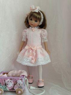Heirloom Dress: Pink Batiste | Flickr - Photo Sharing!