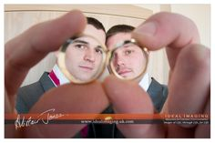 one way to check the best man still has the rings.... cleaver usher shot. Basingstoke wedding photographer. Hampshire.
