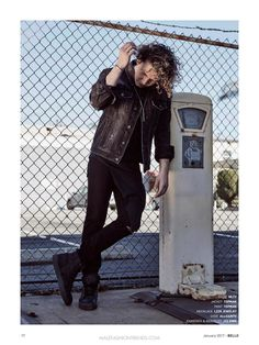 Male Fashion Trends: JC Caylen por Leslie Alejandro para BELLO Magazine