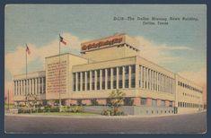 Postcards - United States #  903 - The Dallas Morning News Building, Dallas, Texas