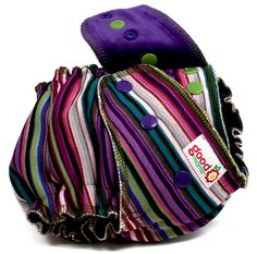 Purplesphere One-Size Fitted Diaper | Flickr - Photo Sharing!
