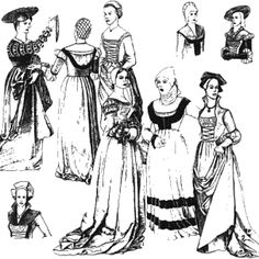 Amazon Drygoods - Woman's German Puff-and-Slash Gowns, $19.95 (http://www.amazondrygoods.com/products/womans-german-puff-and-slash-gowns.html)