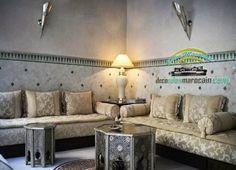 Les 137 meilleures images de salon marocain | Salon marocain ...