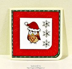 lawn fawn cards by sugarcards, via Flickr