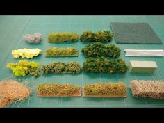 Let's Make - Stone Field Walls (Countryside Scenics Series) - YouTube                                                                                                                                                                                 More