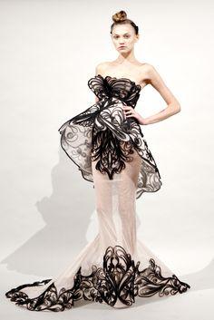 Sfilata Marchesa New York - Collezioni Primavera Estate 2011 - Vogue