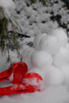 Snowballs... nuff said.
