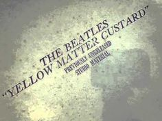 """the beatles yellow matter custard"""".previously unrelased studio materal,,..."""