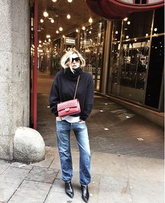 Camille over the rainbow // street style Camille Over The Rainbow, Camille Charriere, Garance, Jeans Boyfriend, Look Chic, Trends, Street Chic, Boho, Look Fashion