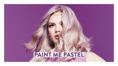 Create fashionable pastel looks with IGORA VIBRANCE and our easy to follow step by step tutorial for vibrant, glossy & even colour results. Pastel Lavender Hair, Pastel Hair, Vibrant, Colour, Create, Easy, Fashion, Color, Moda
