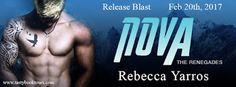 Nova Release Blast @RebeccaYarros @TastyBookTours @EntangledPub - http://roomwithbooks.com/?p=33111