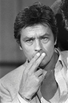 France still in thrall to its 'sacred monster' Alain Delon - Yahoo ...