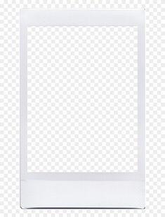 Polaroid Png Transparent - Transparent Png Template Polaroid Png, Png Download(646x1019) - PngFind