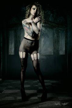 Model: Chiara Vitali
