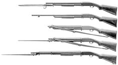 WWI Remington Model 10A Prototypes