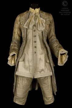 male court costumes for 1755 - Google Search