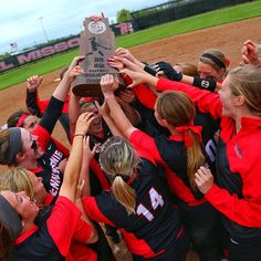 Congratulation to the UCM Jennies Softball Team on clinching their first MIAA regular season championship since 2009!
