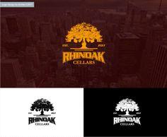 Great Logo Design � 59 at Www.designcontest.com https://www.designcontest.com/logo-design/rhinoak-cellars