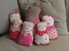 Mes poupées russes