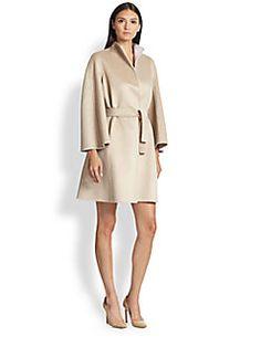 Max Mara - Reversible Cashmere-Blend Coat