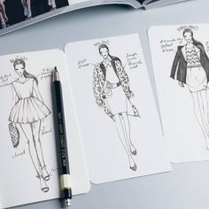 Details - Tailor-made for fashion designers - Aim for fast sketching and brainstorming - Perforation on each page - Set of 3, 40 templates per book - Convenient to bring along Specs -#art #beautifulart #fbloggers #fashionillustration #cbloggers #bbloggers
