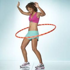 Tone not only your belly but your butt and thighs, too—and torch 200 calories in just 20 minutes—with this exhilarating Hula-hoop workout.   Health.com