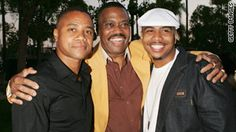I'm sure you already know that Cuba Gooding, Jr. is the son of Main Ingredient singer, Cuba Gooding, Sr., as well as the brother of actor Omar Gooding (Remember him from Baby Boy?). But did you know that they're all of Barbadian descent? Cuba Gooding, Jr.'s grandfather was a native of Barbados, who later left the island to go to Cuba.